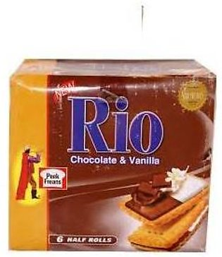 RIO Biscuit Chocolate (Pack of 6)
