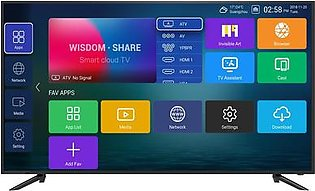 Changhong Ruba - 49 inch - FHD - L49F5908i - LED TV - Black