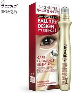 Eyes Care Ball Design Eye Essence Moisturizing Firming Eye Serum Ageless Beauty Eyes Massage Improvement Dark Circles