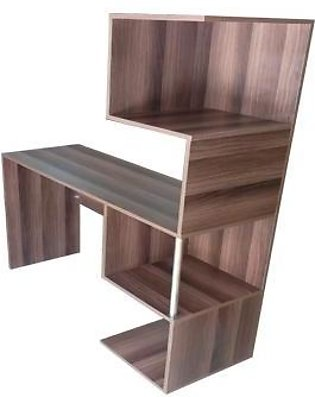 Modern-study table for bed room-MDF-TWSTB01-walnut