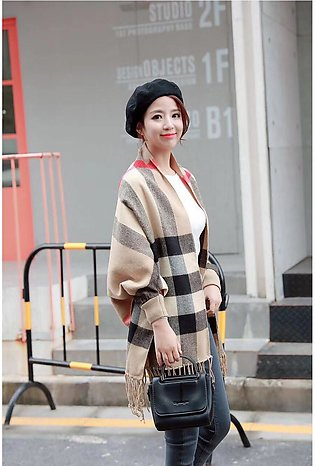 Best for Winters: Winter Textured Shawl For Women