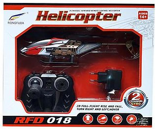 REMOTE CONTROL RECHARGEABLE HELICOPTER