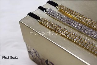 Hijab Head Bands Pack Of 3