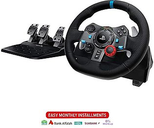 Logitech G29 - Driving Force Racing Wheel for PlayStation & PC
