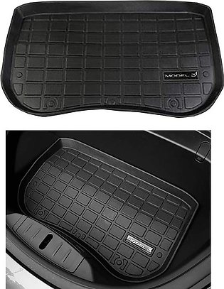 Car Front Trunk Storage Mat Cargo Tray Trunk Waterproof Protective Pads Mat Com…