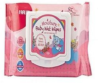 Farlin Moisture Baby Wipes 85 Pieces Anti Rash (DT-006A-1)