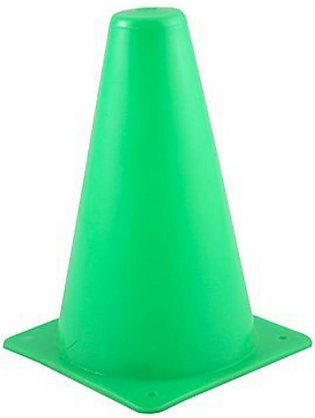 Football Training Cones  Hockey training cones 9 inch-GRN Road safety Pack 12 P…