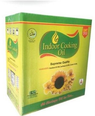 Indoor Cooking Oil