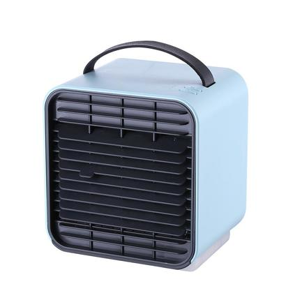 Mini Negative Ion LED Air Conditioning Fan Portable Air Conditioner Handheld Desk Fans air Cooler Humidifier Cool Down