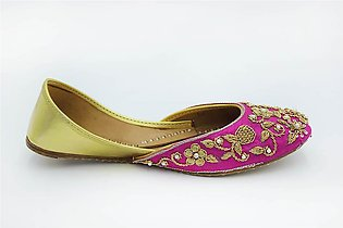 Milli Shoes-Women Fancy Khussa Art.8010