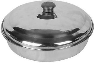 Stainless Steel Roti Box Lid Style Chand