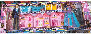 Prince and Barbiie Doll House