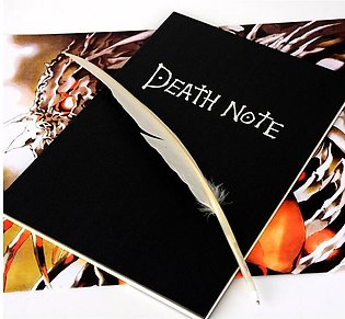 2020 Planner Anime Death Note Book Lovely Fashion Theme Ryuk Cosplay Notebook N…