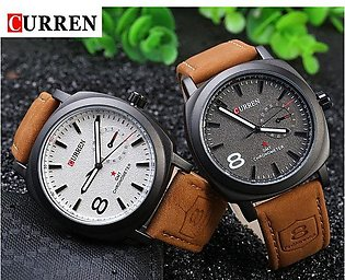 CURREN MEN Watches 2 Watches for 1199 ( But 1 Get One Free)