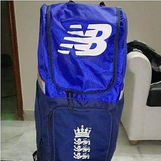 Professional first class cricket New Balance NB Cricket kit bag branded
