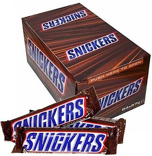Snickers Chocolate (24 Bars)