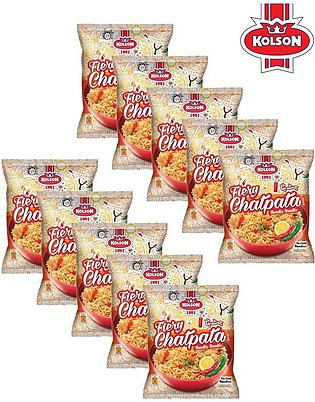 Pack of 10 -  Noodle Doodle Chatpata