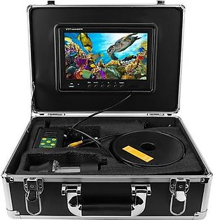 100m 9in LCD Underwater Fishing Video Camera DVR System 360° Ro ng Fish Finder