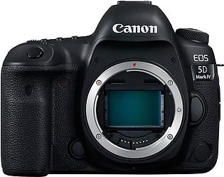 Canon 5D Mark IV DSLR Camera Only Body