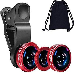 Universal Clip Lens for Mobile  Zoom & Blur Photos and Videos  Best Gadget fo...