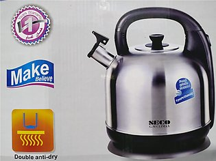 3 Liter stainless steel electric water kettle
