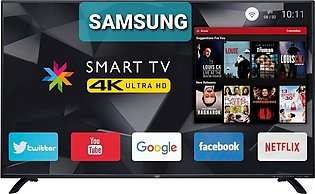 Samsung LED 40 inch, Smar Android, WIFI Buit in, Yohtube, Netflex, Screen Mir...