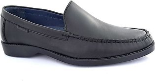 Hush Puppies - LOGAN - Black Closed Formal for Men