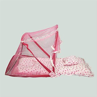 Baby Sleeping bag with net, Mosquito net Safety Baby Crib 0-1 Year Infant Porta…