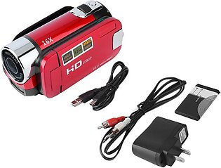 2.7 Inch TFT LCD HD Digital Video Camera Camcorder 16x Zoom DV