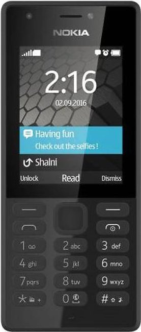 Nokia 216 Dual Sim - Dual Camera with Flash 2.4'' Inch LCD - 2000 Contact 16MB …