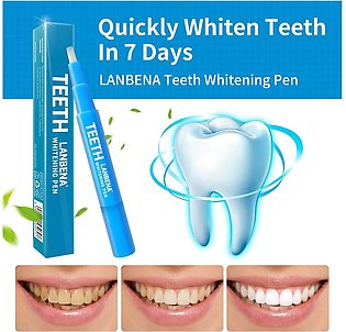 7 Days Teeth Whitening Gel Pen Quick Remove Stain