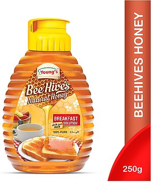 Beehives Honey - Squeezy 250 gms
