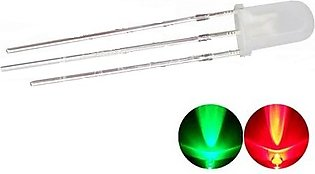 3mm Diffuse Bi-Color LED RED+Green