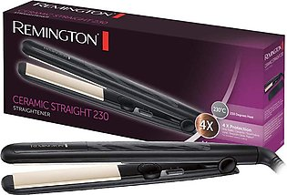 Remington S3500 Hair Straightener With Free Body Mist