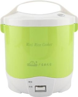 24V 180W 1.6L Electric Portable Multifunctional Rice Cooker Food Steamer for Cars