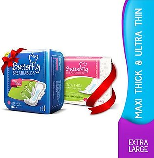 Mix Pack Bundle- Maxi Thick Sanitary Pads
