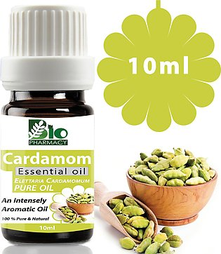 Cardamom Aromatherapy Essential Oil - 100% Pure & Natural