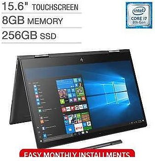 "Envy -15T- x360 - 15.6"" FHD Touchscreen - 8th Gen Intel® Core™ i7-8550u - ®UH..."