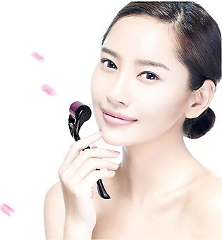 Skin Therapy 0.5 Derma Roller With 540 Micro Needle,Derma Roller for Wrinkles...