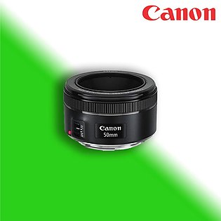Canon EF 50MM f/1.8 STM Supported On Canon DSLRS 1300D 4000D 77D 80D 2000D 12...