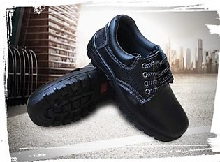 Original Leather Safety shoes