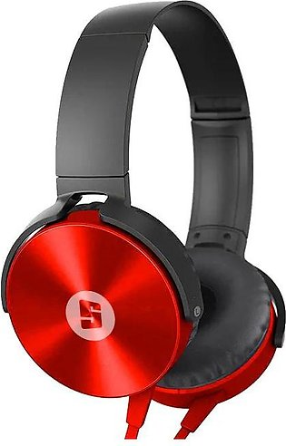 Headphones  Encore Deluxe EN-570 Red