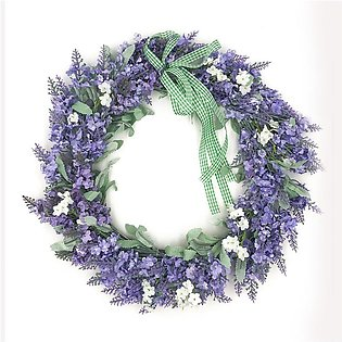 Simulated Flowers Plant Wreath Household Decorations Wedding Decoration -Colo...