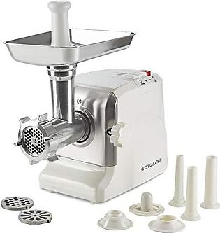 Commercial 2000W Electric Meat Grinder & Mincer With Vegetable Cutters