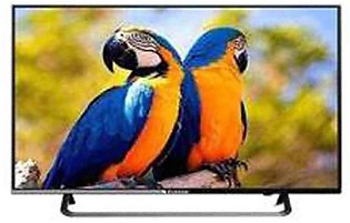 Ecostar CX-40U571 - 40 Inch LED TV - Black
