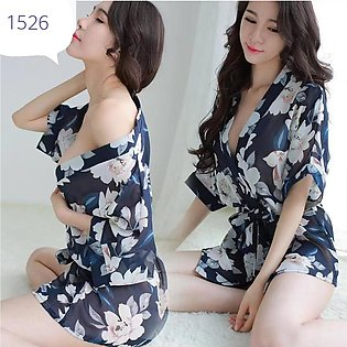 Nighty New Style Short Ladies Gown Night Suit And Casual Dress
