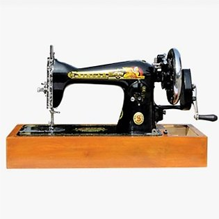 Singer Sewing Machine 15 Class With Base