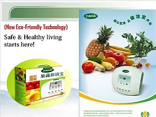 Old Tiens DICHO Ozone Generator T-Q Z08 fruits and vegetables cleaner free ship…