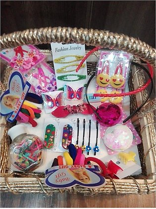 Gift Pack of Girls Hair Accessories