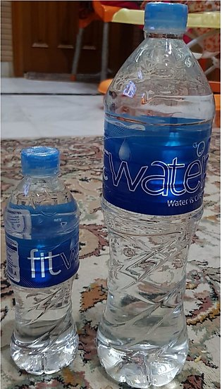 Pack of 12FIT WATER 1500 ml